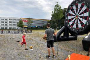Fußball Dart NRW mieten