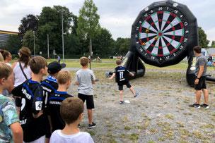 Fußballdart NRW