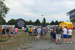 Fussballdart NRW