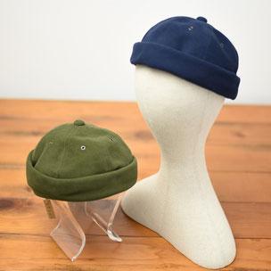 富山 帽子 ロールキャップ