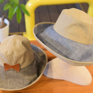 富山 レディース 帽子