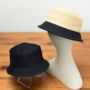 涼しい帽子