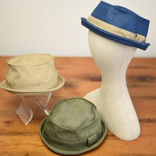 富山 帽子 テラピンチ
