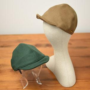 富山 帽子 チーチキャップ