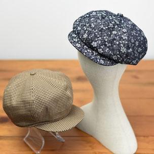 富山 帽子 キャッケット
