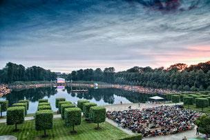 Musik und Licht am Hollersee 2013