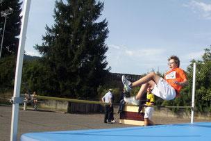 Sporttag Leichtathletik