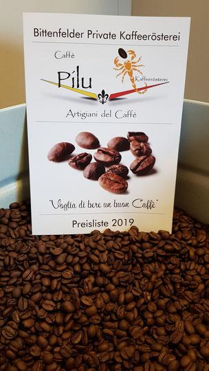 Wir bedanken uns bei der Caffè Pilu Kaffeerösterei für den großartigen Kaffee. Wir unterstützen leidenschaftlich gerne unsere regionalen Hersteller und sind dankbar für diese unglaublich leckeren Kaffeebohnen.☕️☕️☕️ #kaffee #kaffeebohnen #barista