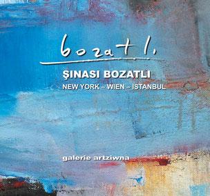 Bozatli Sinasi Ausstellungskatalog 2014 - galerie artziwna
