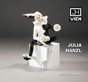Hanzl Julia Ausstellungskatalog 2014 - galerie artziwna