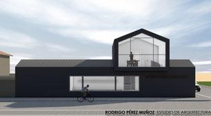 Proyecto de edificio, Rodrigo Pérez Muñoz Arquitecto