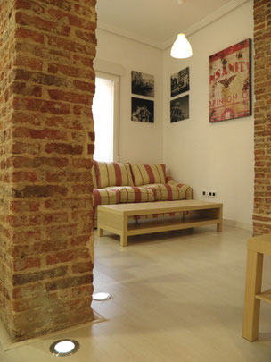 Proyecto de reforma de vivienda, Rodrigo Pérez Muñoz Arquitecto