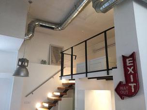 Cambio de uso de local a vivienda, Rodrigo Pérez Muñoz, Arquitecto