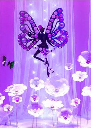 creation, conception, set design, scenographie, stylisme, vitrine showroom noel luxe joaillerie