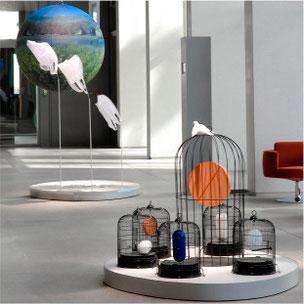 création, conception, scénographie, set design, exposition, showroom, marque,