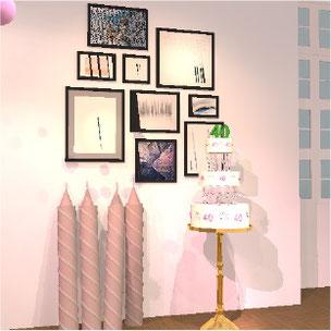 création, conception, scénographie, stylisme, set design, soirée, événement,  anniversaire marque luxe champagne