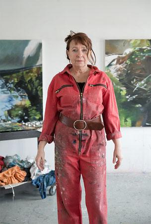 Herta Müller Foto: Melanie Haefner Fotografie
