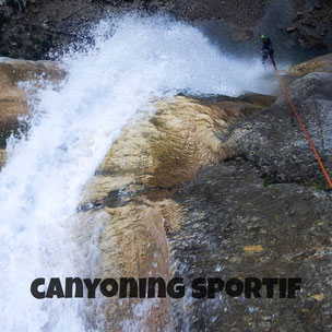 vercors canyoning canyons sportifs en isere hautes alpes diois