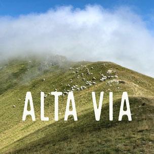 Alta via, Italien, Ligurien, Bikepacking