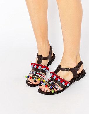Sandales Glamorous sur asos.com