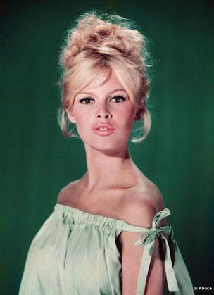 Brigitte Bardot glamour