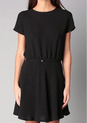 robe noire Sessun
