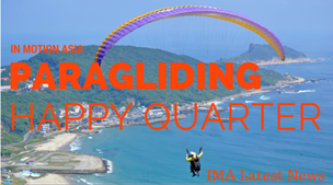 Taiwan paragliding with In Motion Asia