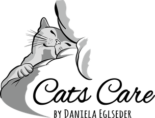 Referenz Logo Cats Care by Daniela Eglseder