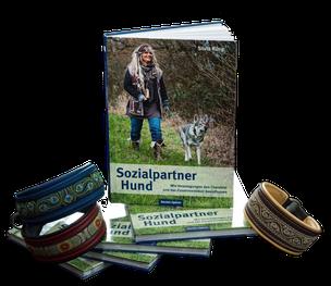 Das Buch von Silvia Küng; Sozialpartner Hund