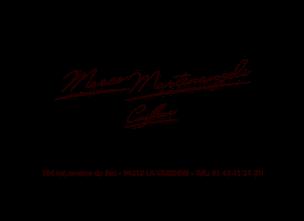 Signature Marco Martinangeli Coiffeur à la Varenne St Hilaire 94210