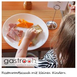 Restaurantbesuch mit kleinen Kindern