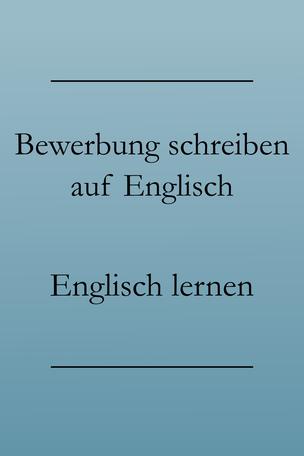 Business Englisch: Vokabeln und Redewendungen lernen für Bewerbungen auf Englisch.