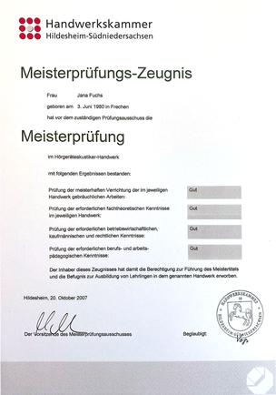 Leistungsnachweis Jana Schneider von VAJUS Virtuelle Assistenz