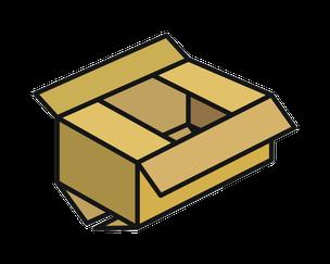RSC Karton ( FEFCO 0201 ) American_Case