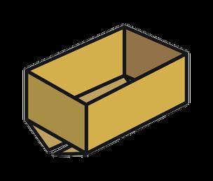 HSC Karton ( FEFCO 0200 )