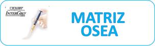 MATRIZ OSEA DBM,MATRIZ OSEA,intergro,bmm, chip de hueso,medica besser,
