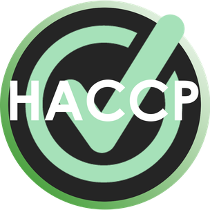 Logo Button HACCP