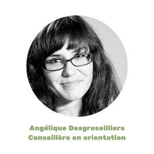 angélique Desgroseilliers - conseillère projet cohérence CQRTD