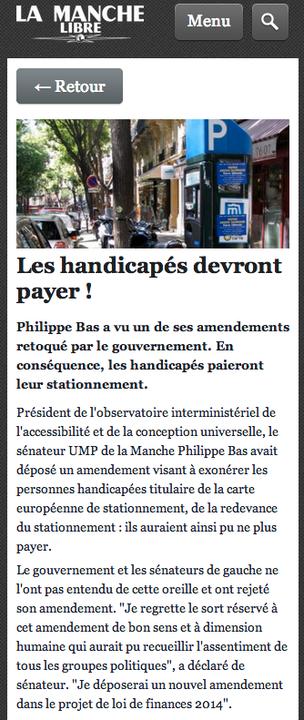 lamanchelibre.fr, 08.10.2013