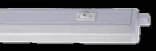 Reglette a LED T5 con interruttore