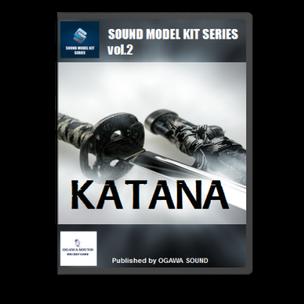 SOUND MODEL KIT SERIES vol.2 KATANA