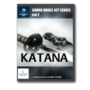 SOUND MODEL KIT SERIES vol.2 KATANA