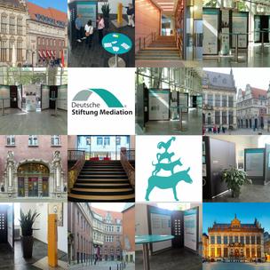 Wanderausstellung Deutsche Stiftung Mediation
