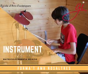 instrumento particular niños