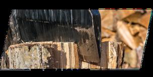 Sauter Hundersingen Holzspalter