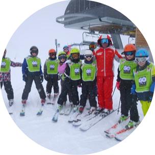 Séjour ski élèves Ecole Maupas Percy-en-Normandie