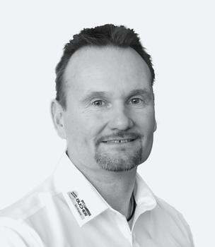 Bucher Treppen - Rolf Böß  Technischer Berater im Außendienst