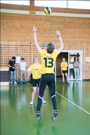 Volleyturnier OSZ