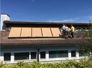 Bau Solaranlagen