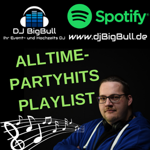 Alltime Partyhits Playlist Spotify